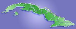 Cuba's proviences.