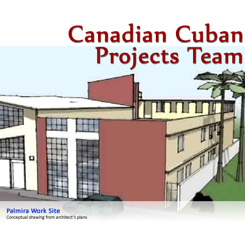 Canadian Cuban Projects Team